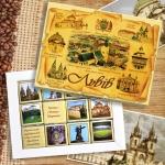 купить Шоколадный набор Львів (60 г) цена, отзывы