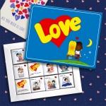 купить Шоколадный набор Love is (60 г) цена, отзывы