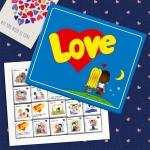 купить Шоколадный набор Love is (100 г) цена, отзывы
