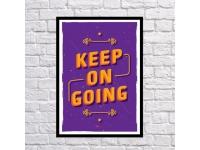 купить Постер Keep On Going цена, отзывы