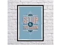 купить Постер Get Up цена, отзывы