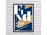 купить Постер Find Yourself цена, отзывы