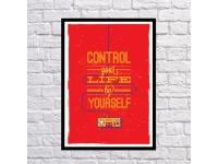 купить Постер Control цена, отзывы