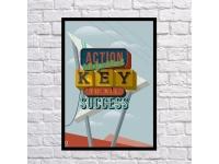 купить Постер Keys To Success цена, отзывы