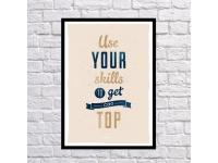 купить Постер Skill цена, отзывы