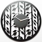 купить Виниловые часы Leaves цена, отзывы
