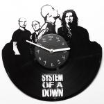 купить Виниловые часы System of a Down цена, отзывы