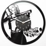 купить Виниловые часы Harley Quinn цена, отзывы