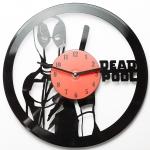 купить Виниловые часы Deadpool цена, отзывы