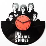 купить Виниловые часы The Rolling Stones цена, отзывы