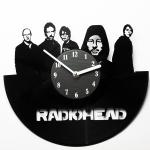 купить Виниловые часы Radiohead цена, отзывы