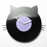 купить Виниловые часы Котя цена, отзывы