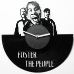 купить Виниловые часы Foster the People цена, отзывы