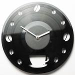 купить Виниловые часы Coffee time цена, отзывы
