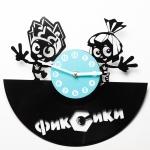 купить Виниловые часы Фиксики цена, отзывы