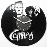 купить Виниловые часы Coldplay  цена, отзывы
