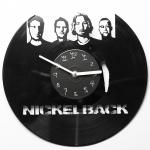 купить Виниловые часы Nickelback  цена, отзывы