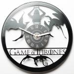 купить Виниловые часы Game of Thrones цена, отзывы