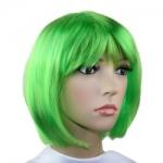 купить Парик Каре (зеленый) цена, отзывы