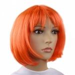 купить Парик Каре (оранжевый) цена, отзывы