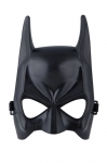 купить Маска пластик Бетмен (полумаска) цена, отзывы