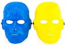 купить Маска пластик Вижн (цветная) цена, отзывы