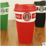 купить Чашка керамическая кружка Starbucks Red цена, отзывы