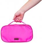 купить Прямоугольный органайзер для косметики (Розовый) цена, отзывы