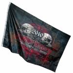 купить Пиратский флаг большой 150х90 см цена, отзывы