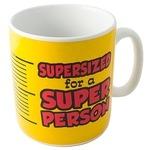 купить Кружка Гигант Super Person цена, отзывы