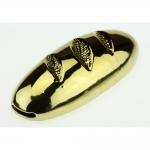 купить Золотой батон керамика - копилка цена, отзывы