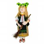 купить Кукла Баба Яга в вышиванке цена, отзывы