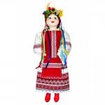 купить Кукла сувенирная Украиночка красная цена, отзывы