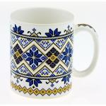 купить Чашка вышиванка Blue цена, отзывы