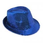 купить Шляпа Твист (Синяя) цена, отзывы