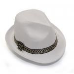 купить Шляпа Федора (белая) цена, отзывы