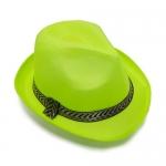купить Шляпа Федора (зеленая) цена, отзывы