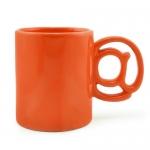 купить Чашка Собачка (Оранжевая) цена, отзывы