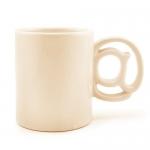 купить Чашка Собачка (Кремовая) цена, отзывы