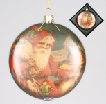купить Елочная Подвеска Санта цена, отзывы