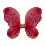 купить Крылья Бабочки маленькие (красные) 38х29 см цена, отзывы