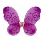 купить Крылья Бабочки маленькие (малиновые) 38х29 см цена, отзывы