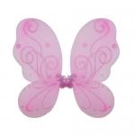 купить Крылья Бабочки маленькие (розовые) 38х29 см цена, отзывы