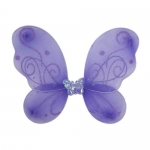 купить Крылья Бабочки маленькие (сиреневые) 38х29 см цена, отзывы
