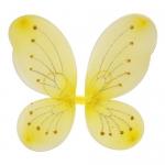 купить Крылья Бабочки средние (желтые) 50х40см цена, отзывы