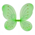 купить Крылья Бабочки средние (салатовые) 50х40см цена, отзывы