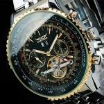 купить Мужские классические часы Jaragar Luxury цена, отзывы