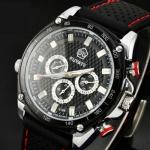 купить Мужские классические часы Fuyate Smart Black цена, отзывы