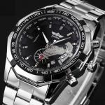 купить Мужские классические часы Winner Titanium цена, отзывы