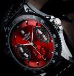 купить Мужские классические часы Winner Classic Red цена, отзывы